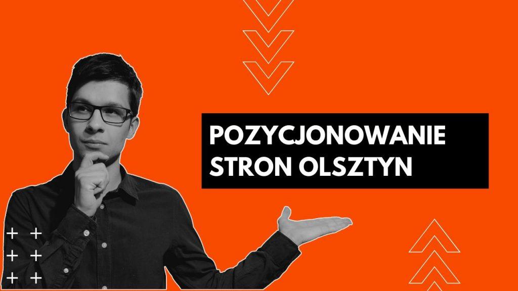 Pozycjonowanie Stron Olsztyn