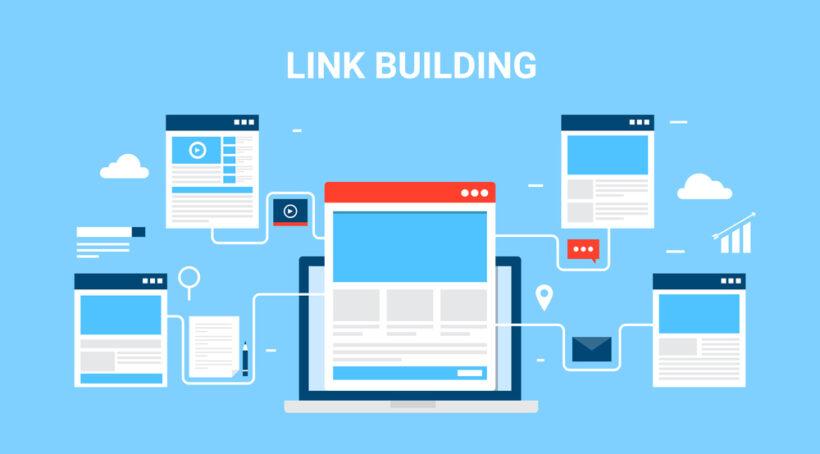 linkbuilding w SEO
